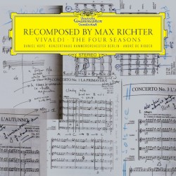 Max Richter - Richter: Recomposed By Max Richter: Vivaldi, The Four Seasons - Spring 3