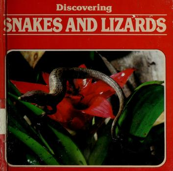 Cover of: Discovering snakes and lizards | Neil Curtis