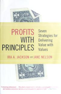Cover of: Profits with principles | Ira A. Jackson